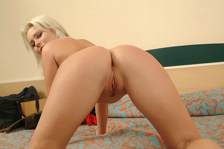Rasierte Hausfrau sucht private Sexkontakte zum Ficken
